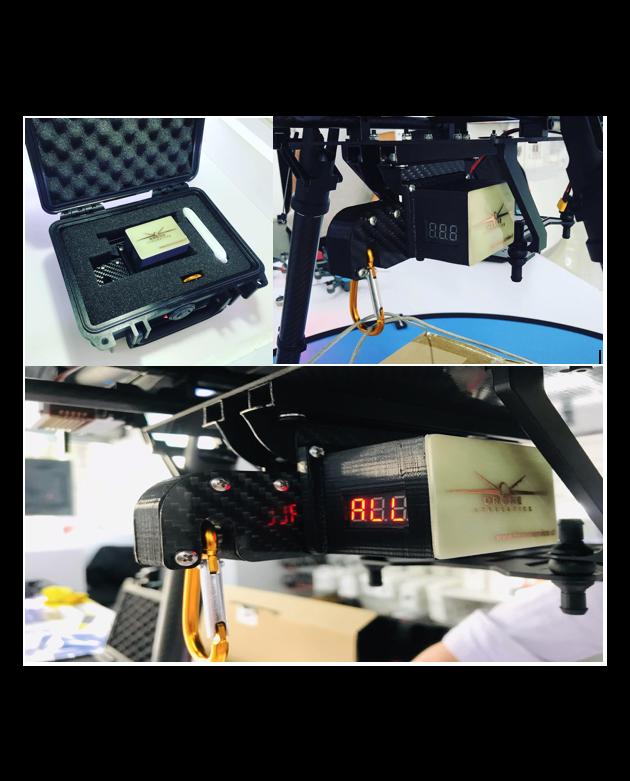 Lanzador Remoto de Productos Drone DropLoad