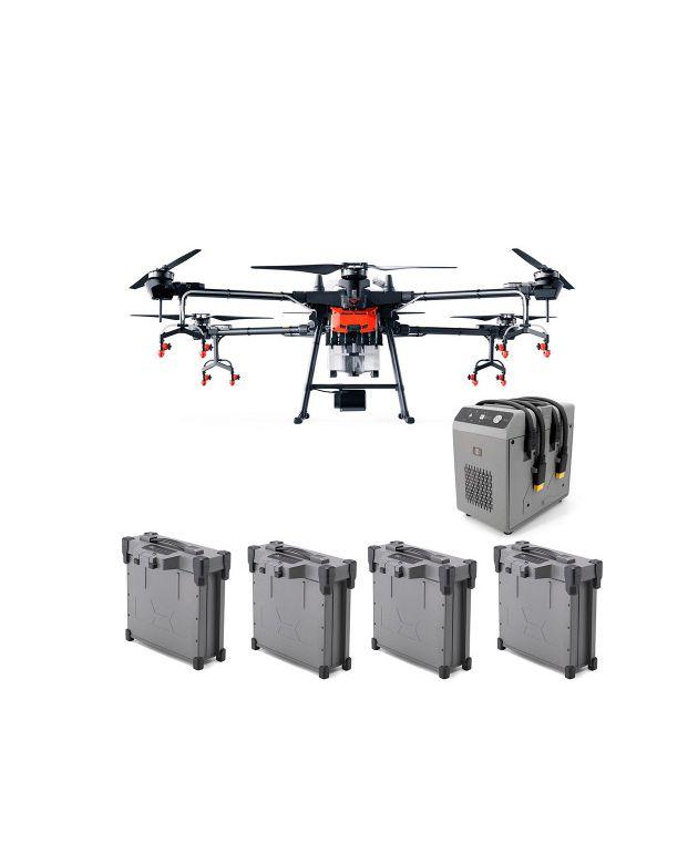 DJI Agras T16 + 4 Baterias+Cargador 4CH+Curso Profesional de Uso y Mantenimiento