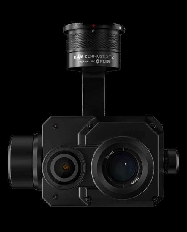 DJI Zenmuse XT2 13mm (640x512)