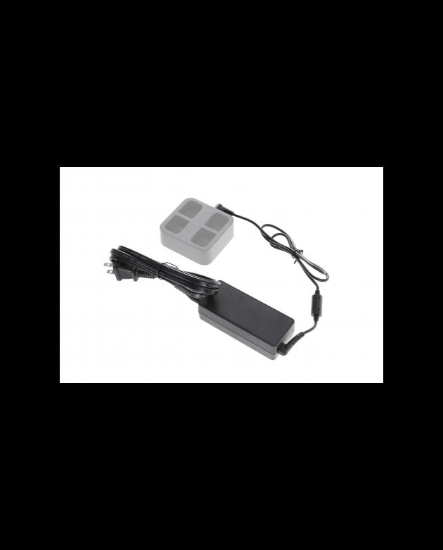 DJI Cargador Hub para Osmo (4 baterías) incluye transformador 57W (Part68)