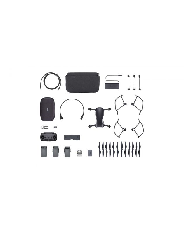 Drone DJI Mavic Air Black COMBO