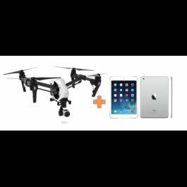 Drone DJI Inspire 1 Versión 2.0 + iPad Mini 2 Retina 7,9