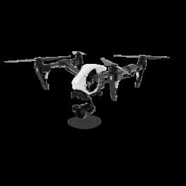 Drone DJI Inspire 1 PRO RAW X5R + iPad MIni 2 + Bat. Extra