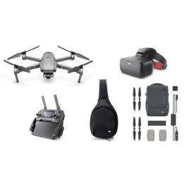 DJI Mavic 2 Zoom+Fly More Kit + Racing Goggles + Sling Bag+Curso Gratis