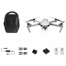 Drone DJI Mavic Pro Platinum Fly More Combo